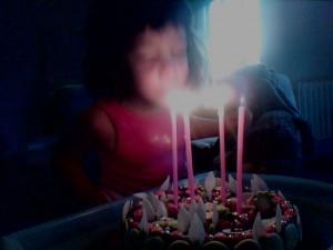 Je fête mon anniversaire chez Tatamarion !