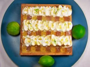 Tarte citron haut - Copie