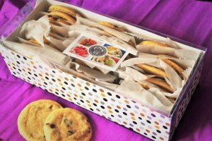 boîte cookies