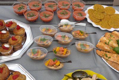 Les buffets de l'été indien