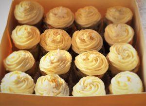 Muffins et cupcakes sucrés