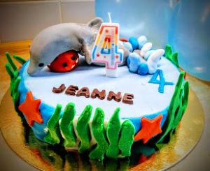 Mamannn !!! Je veux mon gros gâteau d'anniversaire !